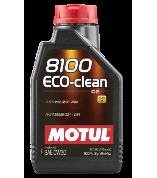 Huile moteur 8100 ECO-CLEAN...