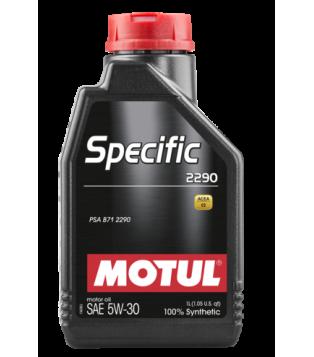 Huile moteur SPECIFIC 2290...