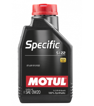 Huile moteur SPECIFIC 5122...