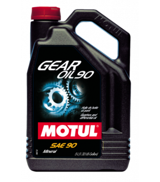 Huile transmission GEAR OIL...