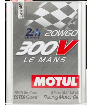 Huile 300V LE MANS 20W60
