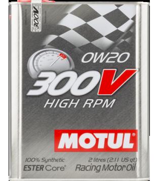 Huile 300V HIGH RPM 0W20