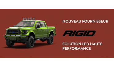 RIGID Industries, le leader des solutions led hautes performances